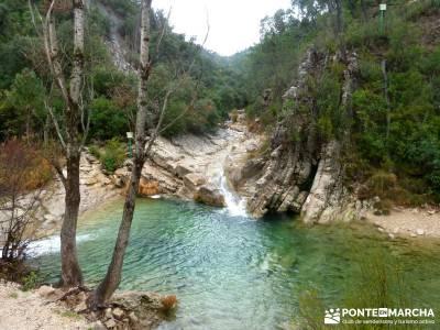 Cazorla - Río Borosa - Guadalquivir; volcanes en olot actividades de nieve